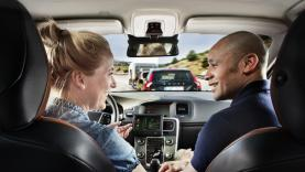 Automated driving - comfortable