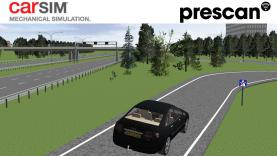 PreScan - CarSim coupling
