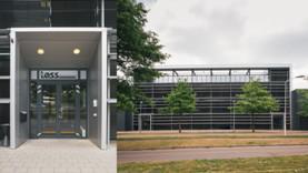 TASS International HQ office entrance