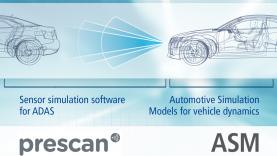 Coupling with dSPACE ASM vehicle models