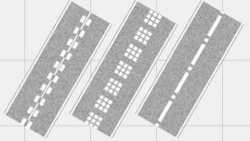 Example of custom marker patterns
