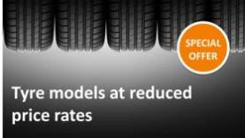 Banner Tyre Models - small