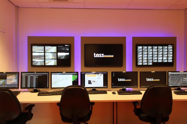 Mobility center control room