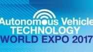 Autonomous Vehicle Technology World Expo 2017