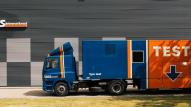 TASS International Tyre Truck