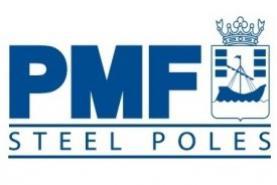 PMF Steel Poles logo #2