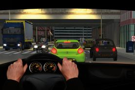 PreScan driving simulator