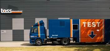 Tyre Truck lr medium